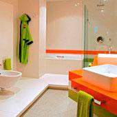 Baño en Compacto 6