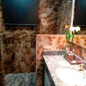 Baño en  Granito 5