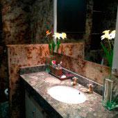 Baño en Granito 1