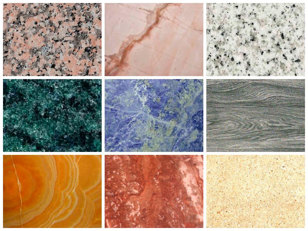 Materiales marmoles y granitos beromar salamanca for Marmoles nacionales
