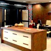 Isla de cocina, Beromar Showroom