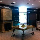 Beromar Showroom - Chimeneas