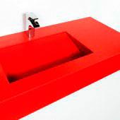 Encimera de Baño en Compacto 10