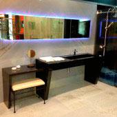 baño mármol 11