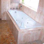 baño mármol 8