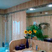 baño mármol 9