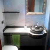 baño mármol 14