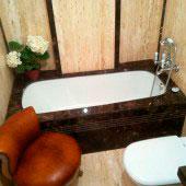 baño mármol 5