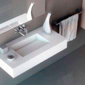 Encimera de Baño en Compacto