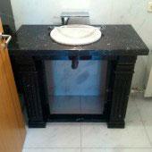 Encimera de baño en mármol 8