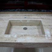 encimera de baño en mármol 5