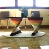 Mesa compacto colores